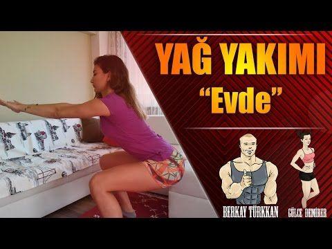 Evde zayıflama yöntemleri, Zayıflamak için egzersizler - YouTube