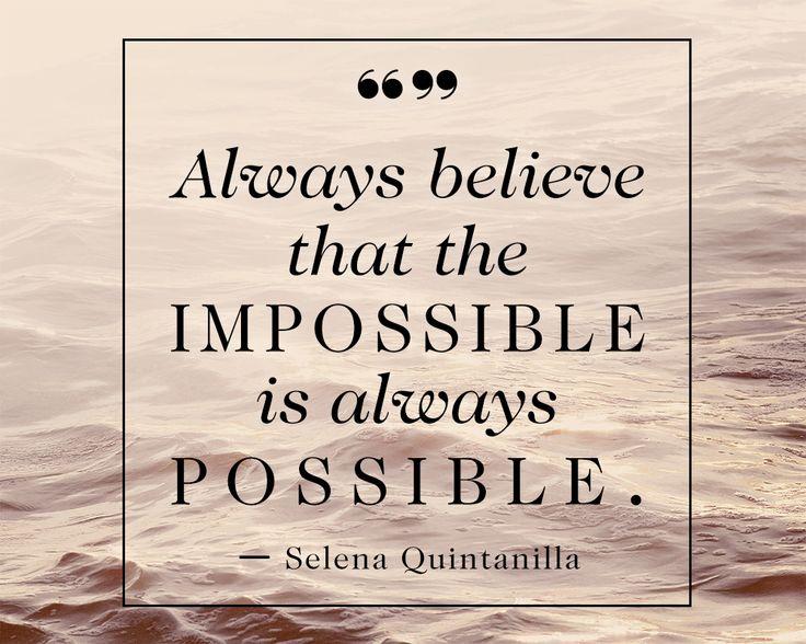 17 Famous Selena Quintanilla Quotes