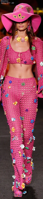 ♡Moschino Menswear Spring 2017