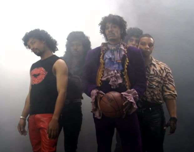 Prince skit from Chappelle's Show