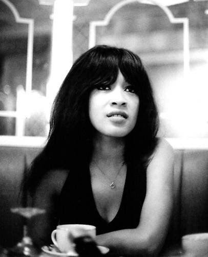 Ronnie Spector, Singer and former wife of Phil Spector.