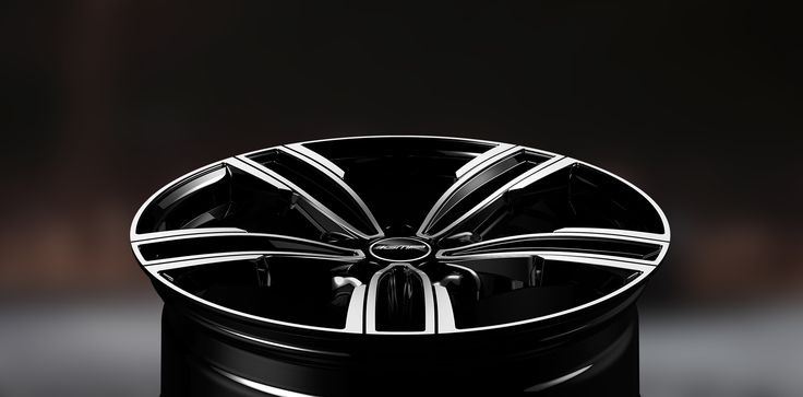 Reven Nero Diamantato Alloy wheel / Cerchio in lega Reven Nero Diamantato Background