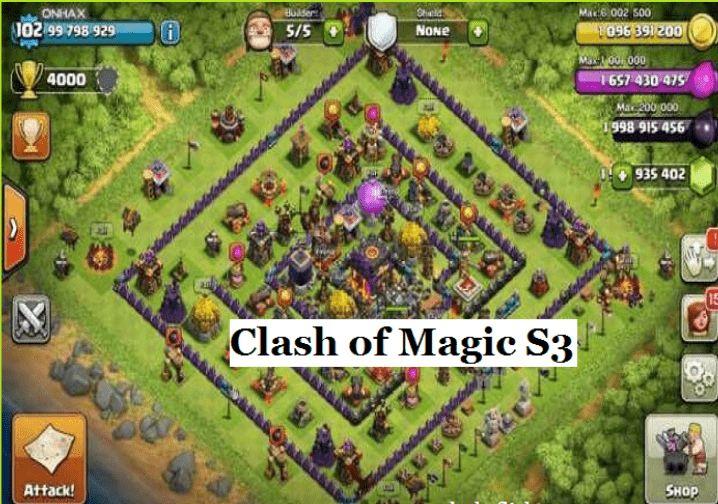 clash of clans light s4