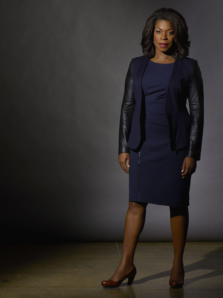 Lieutenant Joanna Reece played by Lorraine Toussaint #Forever