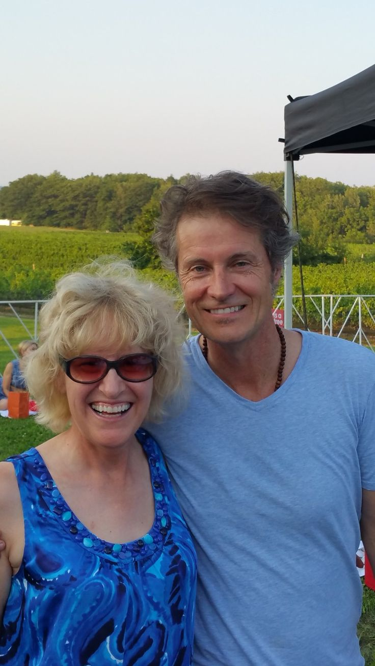 Susan and Jim Cuddy of Blue Rodeo Fame