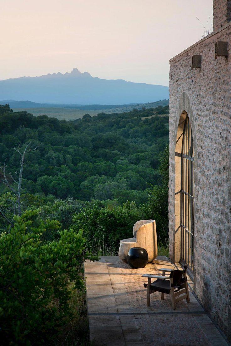Arijiju private residence located in Borana Ranch, Kenya Architects: Nicholas Plewman Architects Location: 2016 Year: Kenya Photo courtesy: Nicholas Plewman Architects