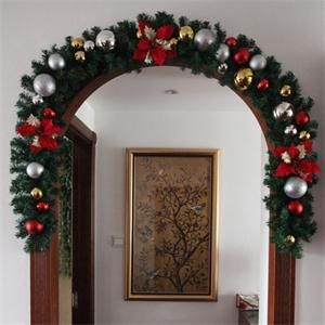 Cheap 2015 new novetly 2.7 m x 25 cm di spessore mensola del camino di natale ghirlanda di pino albero di natale coperto decorazione, Compro Qualità Decorazioni e forniture di natale direttamente da fornitori della Cina: 2015 New Delicate 1 Pcs Christmas Decorations Happy Red Hat Chair Back Covers Dinner DecorUSD 2.32/piece2015 Delicate Cu