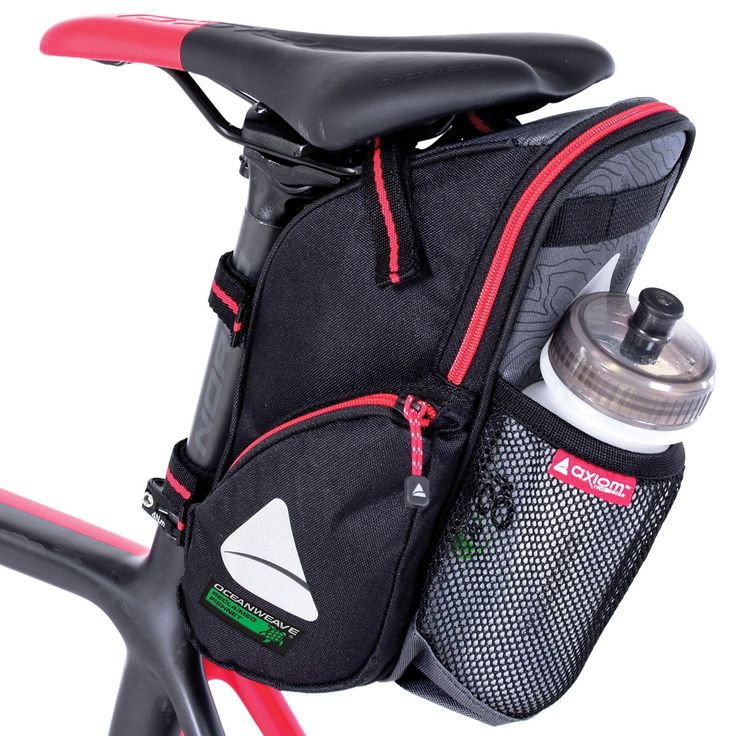 Seymour Oceanweave Wedge 2.8 H2O - Frame and Seat Bags - Bags/Panniers - Products - Axiom Cycling Gear