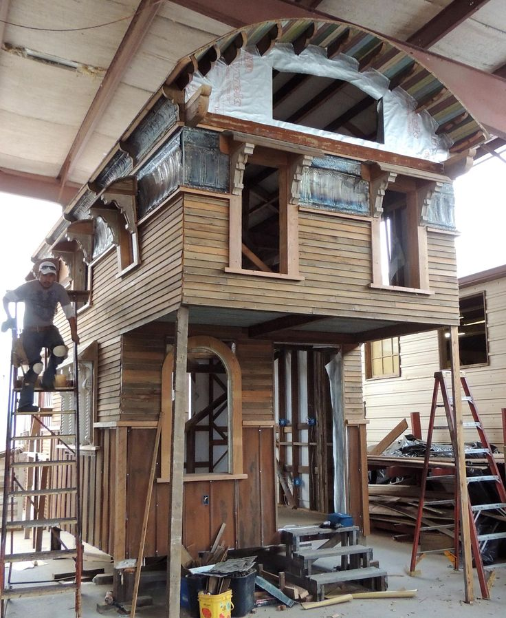 Tiny Home Designs: Hey, It's Us!! Yep, This Is Tantric Temple A Couple Months