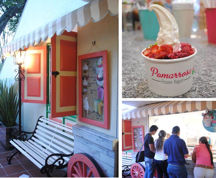 ¡Prueba el postre más nutritivo, refrescante y delicioso de la ciudad! #Pomarrosa en la Plaza de Bolivar.  #elplacerdecomersano #pomarrosa #frozenyogurt #pomarrosafrozenyogurt #delicioso #dessert #nutritivo