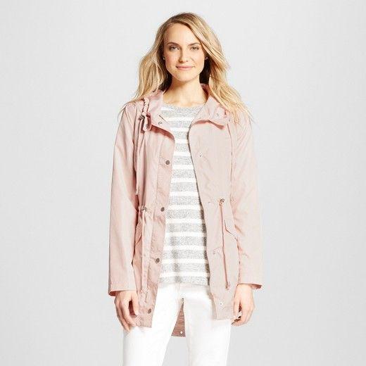 Women's Rain Coat - Merona™ : Target