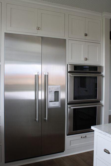 Best 20 Built In Refrigerator Ideas On Pinterest