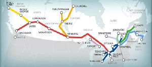 """Vancouver to Jasper """"Mountain Moments"""" train trip sounds great, starts at $629 for 4 days with 3 nights accommodation included - I'd opt for Maligne Lake Cruise and tour, together with the wildlife tour. NBNB"""
