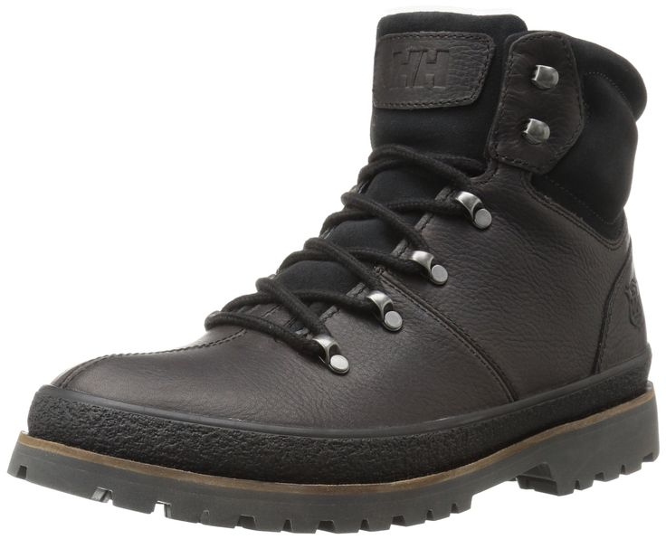 Helly Hansen Men's Brinken Hiking Boot, Stonehenge/Ebony/Rock/Black Gum, 10 M US