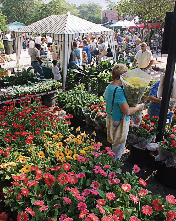 Winter Park Farmers' Market: every Saturday (EXCEPT the Saturday in March of the Sidewalk Art Festival), 7a-1p, at the old train depot, 200 W New England Ave