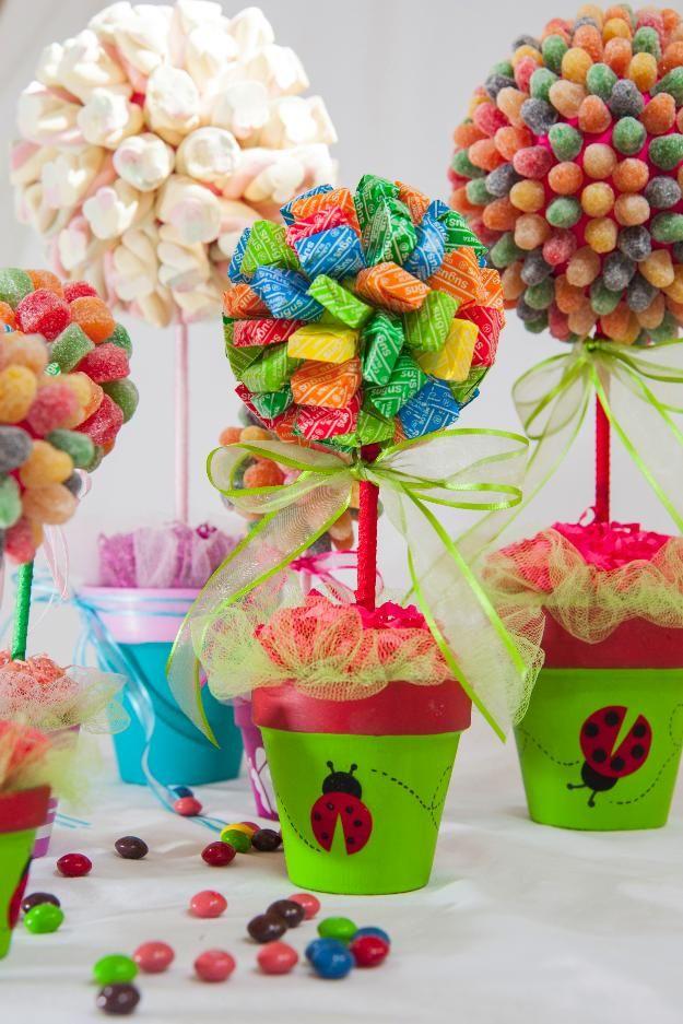 Arbolitos dulces