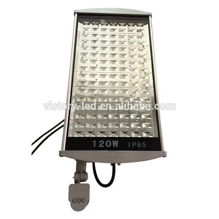 Body Ambient PIR Sensor Outdoor Lighting Adjust angle Waterproof 120W Led Street Light led parking lot lighting