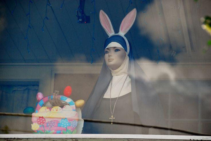 Funny Nun Habit Costumes! | The Travel Tart Blog