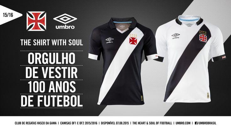 Camisas Umbro do Vasco para a atual temporada  - http://www.colecaodecamisas.com/camisas-umbro-vasco-para-atual-temporada/ #colecaodecamisas #Umbro, #Vasco