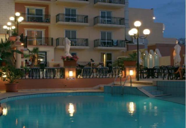 Week-end Malte Go Voyage, promo séjour pas cher Malte au Hôtel Pergola 4* prix promo week-end Go Voyages à partir 227,00 € TTC 4J/3N.