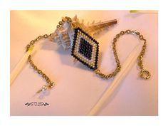 Bijoux de mariage Bracelet géométrique tissé Bracelet en