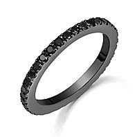 I want this ring to wear with my wedding band and engagement ring!!! Ahhh!!!