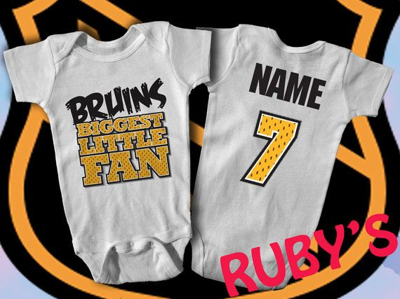 Boston Bruins Clothes For Babies