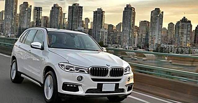 2018 BMW X7 gets spied again
