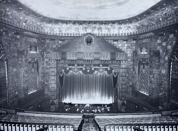Detroit Theater Organ Society - History