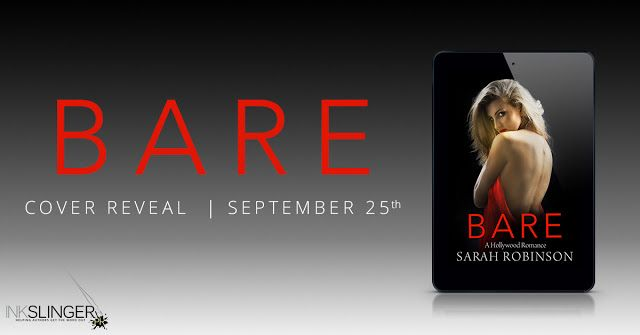 Nadine's Obsessed with Books: BARE (EXPOSED #2) by Sarah Robinson #CoverReveal #...