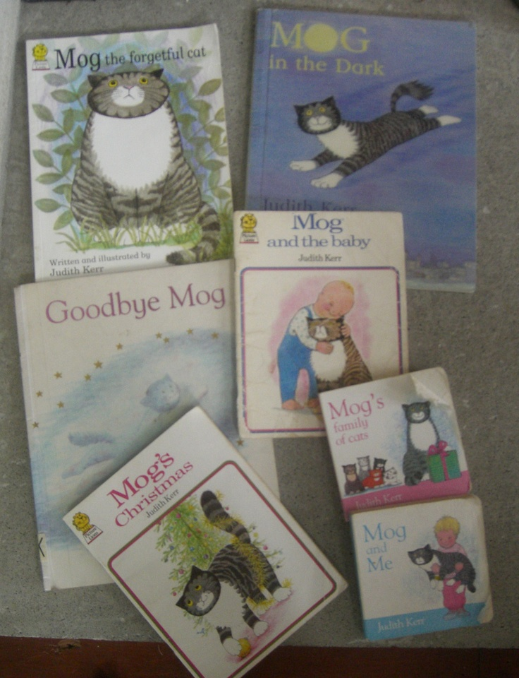 Judith Kerr collection @collectablepride.com