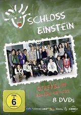 SCHLOSS EINSTEIN - DIE NEUEN FOLGEN 11. STAFFEL   8 DVDs/NEU