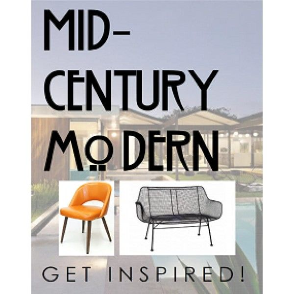 Mid-Century Modern Furniture: Defining MCM Design. Read the article and then download our free lookbook. And hey, if it feels right please share with others on social – thanks! http://contractfurniture.com/foodservice-and-hospitality/mid-century-modern-furniture-defining-mcm-design/