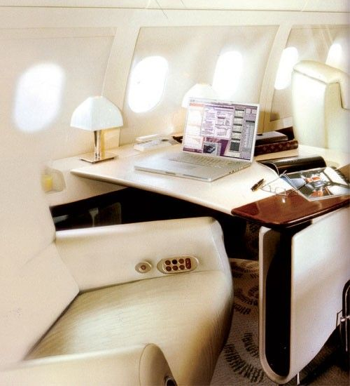Lounging at 30,000ft: Bespoke Jet Interiors - Page 2 | Luxury Insider - The Online Luxury Magazine