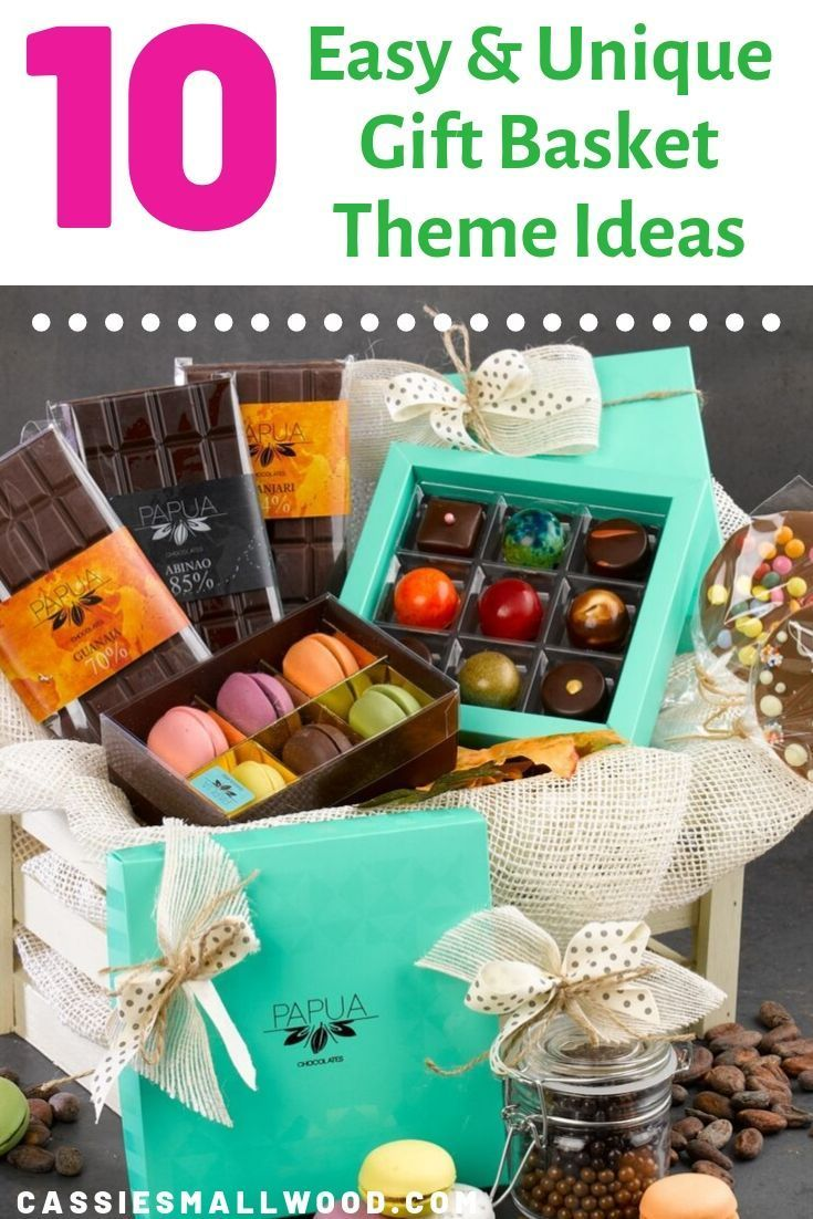 Clever Gift Basket Theme Ideas Diy Gift Baskets