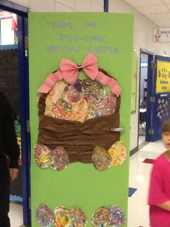 Classroom Ideas For Easter ~ Best images about easter door ideas on pinterest