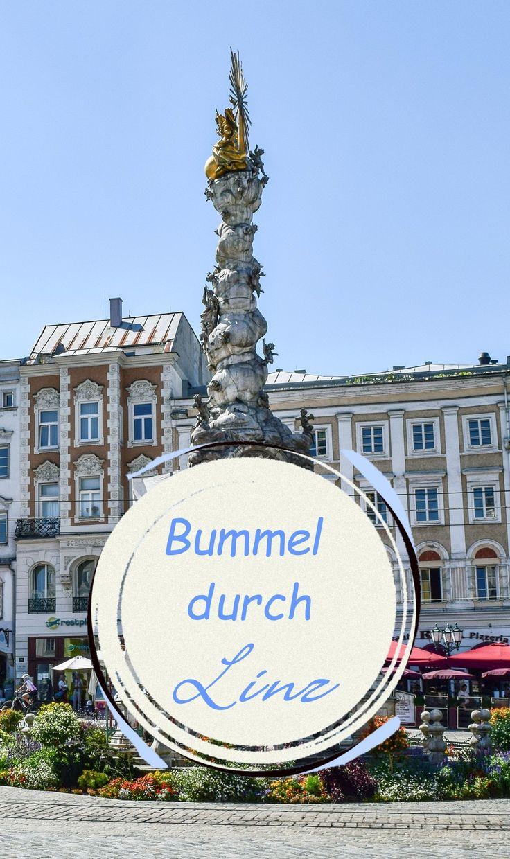Impressionen von einem Stadtbummel durch die Altstadt von Linz