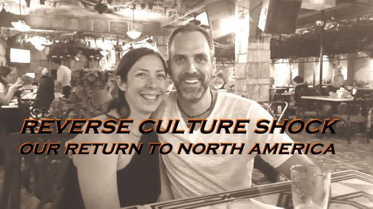 We're heading back to North America after 18 months in Panama!  We're preparing ourselves for the possibility of Reverse Culture Shock!