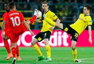 Blog Esportivo do Suíço: Liga Europa - Quartas de final: Borussia e Liverpool apenas empatam em reencontro de Klopp