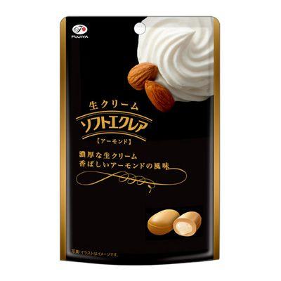 生クリームソフトエクレア <アーモンド> - 食@新製品 - 『新製品』から食の今と明日を見る!