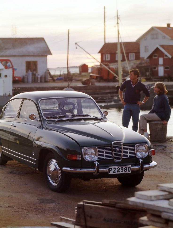 1969 Saab 96 US Version