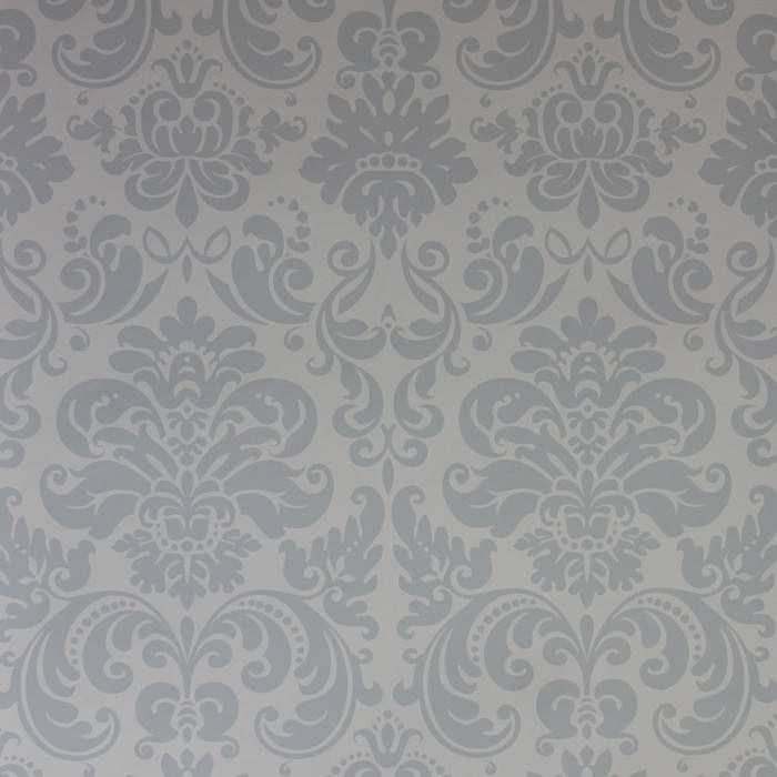 17 melhores ideias sobre papel de parede cinza no - Papel para revestir paredes ...