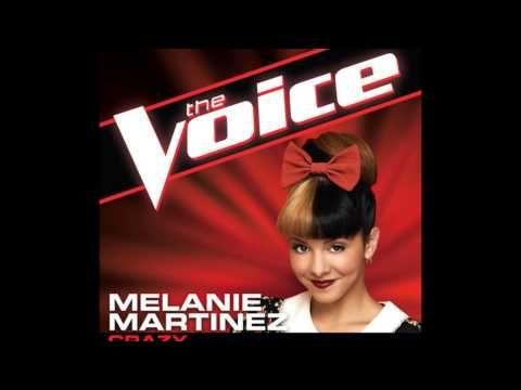 """Crazy"" - Melanie Martinez (The Voice) FULL Studio Version"