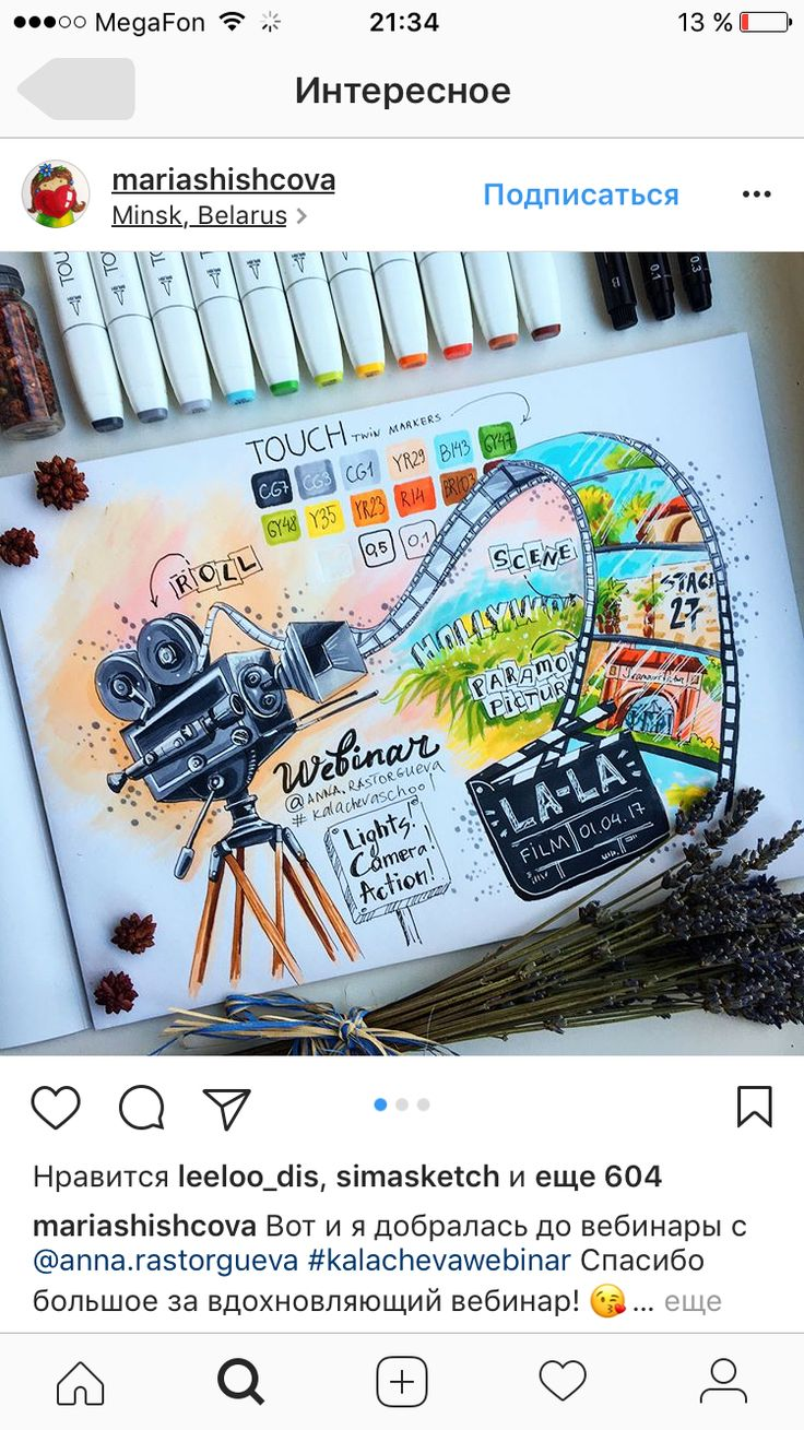 Great for an art journal of the different activities for a vacation