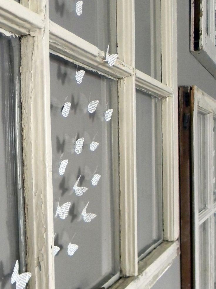 19 best Old Window Art images on Pinterest | Old windows, Window ...