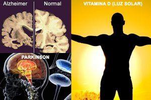 Niveles bajos de vitamina D vinculados al mal de Parkinson y la enfermedad de Alzheimer