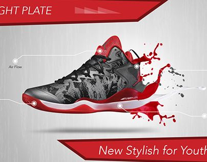 """Check out new work on my @Behance portfolio: """"Shoe Banner"""" http://on.be.net/1O8i967"""