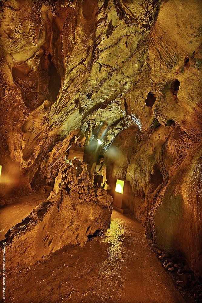 Agios Georgios Cave - Kilkis Regional Unit - Greece