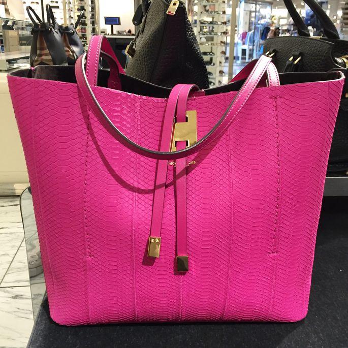 Pink Michael Kors Bag...