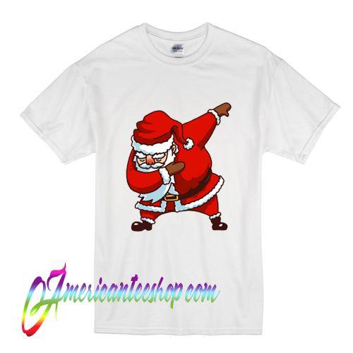 Dab Santa Claus Christmas T Shirt